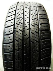 FOUR 90% NEW CONTINENTAL 235/50R19 99H