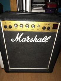 Marshall practice amp lead 12