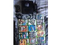 Xbox 360 Slim 250GB Console, Games & Accessories
