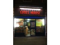 Indian/ Pakistani Restaurant Grill House for sale