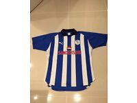 Vintage/retro Sheffield Wednesday Football Shirt (1999/2000)