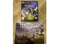 Horizon Zero Dawn PS4 (Like new condition)