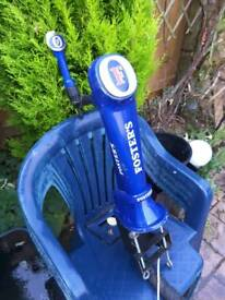 Fosters beer oump