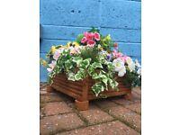 Artificial Outdoor Floral Arrangements