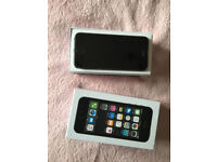 Iphone 5s silver 16gb boxed