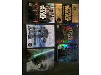 Star Wars hardback books