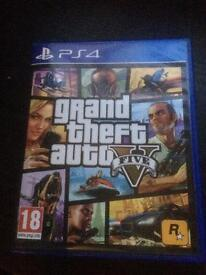 Gta V PS4 Excellent Condition
