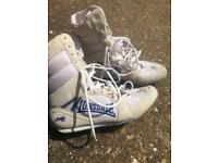 Lonsdale size 11 men's boxing boots