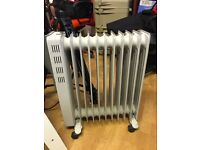 *OFFICE SALE* CHEAP * Electric Heater Air Force £15.00