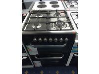 New Ex-Display Kenwood CK231DF 60cm Dual Fuel Mini Range Cooker £350