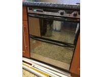 STERLING BY NEW WORLD BUILT UNDER OVEN & SEPARATE GRILL