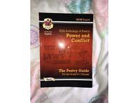 GCSE AQA ENGLISH POETRY REVSION GUIDE