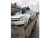 SCRAP CARS WANTED - ANY VEHICLE CONSIDERED TRY ME