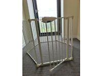 Playpen/safety guard/room divider
