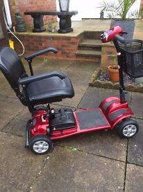 Aeroflex Lite Disability Scooter
