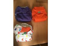 Totsbots reusable nappies (brand new)