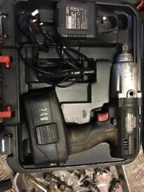Sealey impact wrench