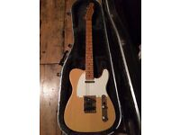 Hand Built Telecaster made by master luthier Sid Poole
