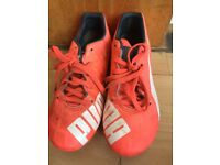 football boots £5 a pair