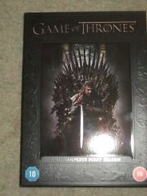 """Game of Thrones"" Complete First Season"