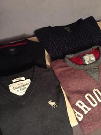 4 Gents Tops/Jumpers - (PRICE IS FOR ALL)