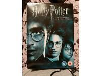Harry potter dvd box set 1-8