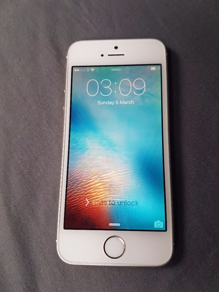 iphone 5s 16gb unlocked in fulwood lancashire gumtree. Black Bedroom Furniture Sets. Home Design Ideas