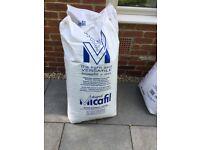 5 x 100g Vermiculite insulation new