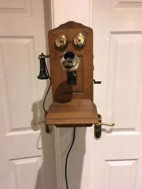 Country Bell Telephone Radio