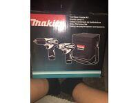 Brand new makita drills never been used