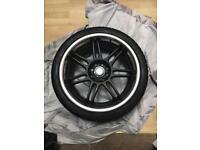 Finichi Monza 17 inch alloy wheels