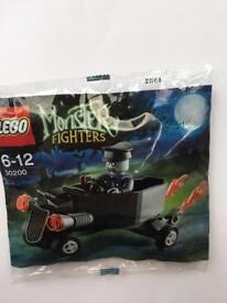 Lego promo bag of Monster Fighters