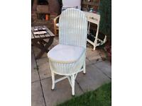 Lloyd Loom Small Chair - REDUCED!