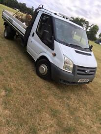 Ford transit 2009 6speed truck