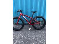 mongoose fat bike