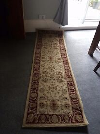 2 x carpet runners £30 ono