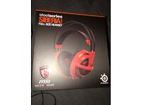 MSI Dragon Edition Steelseries Siberia V2 Gaming Headset