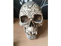 Collection of skull storage