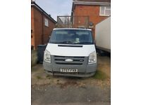 Ford, TRANSIT, Other, 2007, Manual, 2198 (cc) Tipper