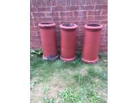 Ornamental chimney pots
