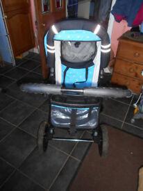 Baby Merc All Terrain Puschair