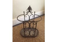 NEW Umbrella Stand, OKA Direct Speke Umbrella Stand - Metal