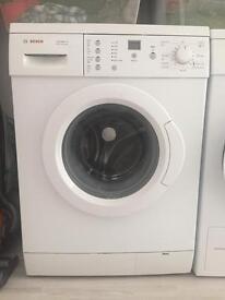 Bosch classixx 6kg washing machine