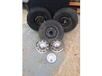 Original mini wheels 10 inch