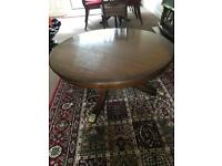 Wooden coffee table - free to a good home
