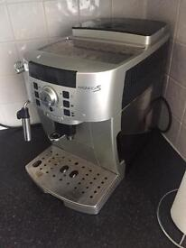 DELONGHI MAGNIFICA S BEAN TO CUP COFFEE MACHINE