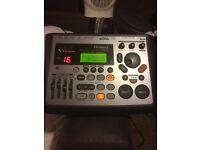 Roland td8 drum module, td 8, kd, pd, cy