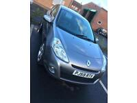 For sale Nice renault clio 1.2 turbo petrol