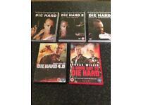 Die Hard, all 5 films
