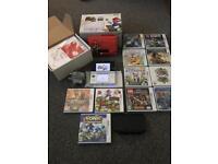 SUPER MARIO 3DS + 11 games